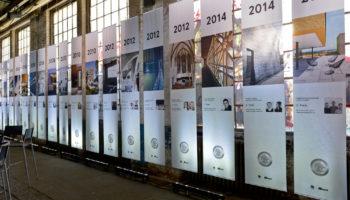 """""""Architekturpreis Farbe•Struktur•Oberfläche 2018"""" zum achten Mal ausgelobt"""