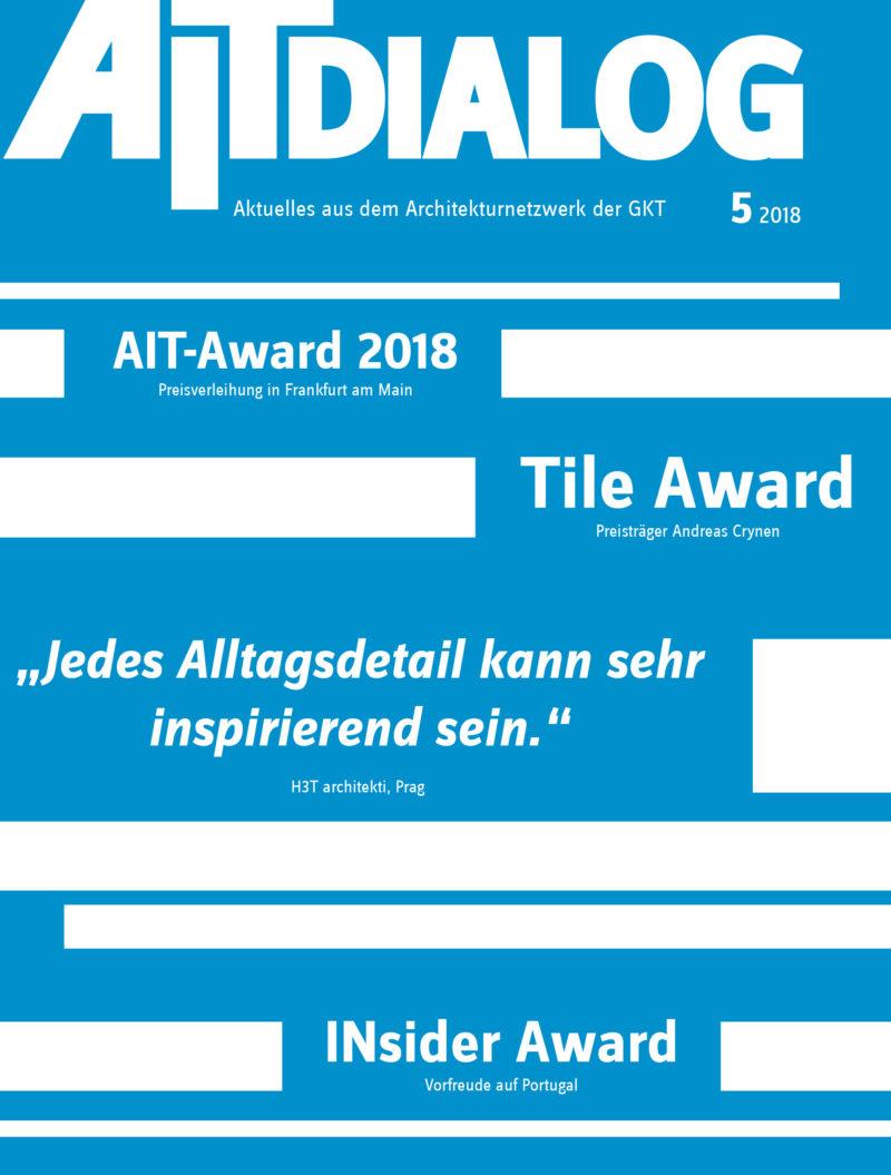 AIT-Dialog Magazin 5/2018