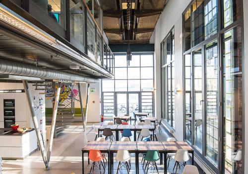Büro in Düsseldorf 03