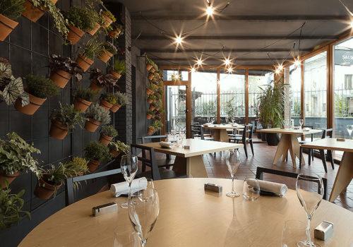 Restaurant in Barco 03