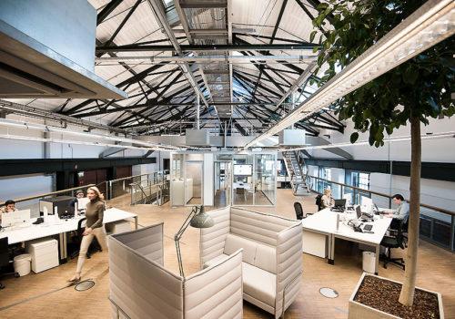 Büro in Düsseldorf 05
