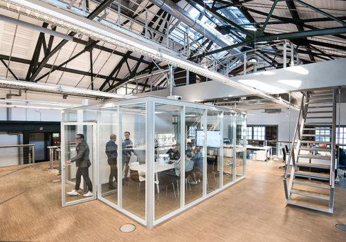 Büro in Düsseldorf 06