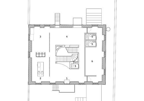 Hostel in Parede 07
