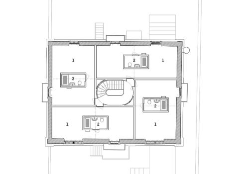 Hostel in Parede 08