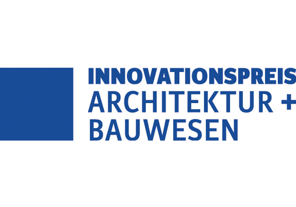 Innovationspreis Architektur+ Bauwesen
