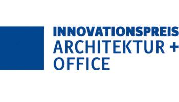 Innovationspreis Architektur+ Office – jetzt anmelden