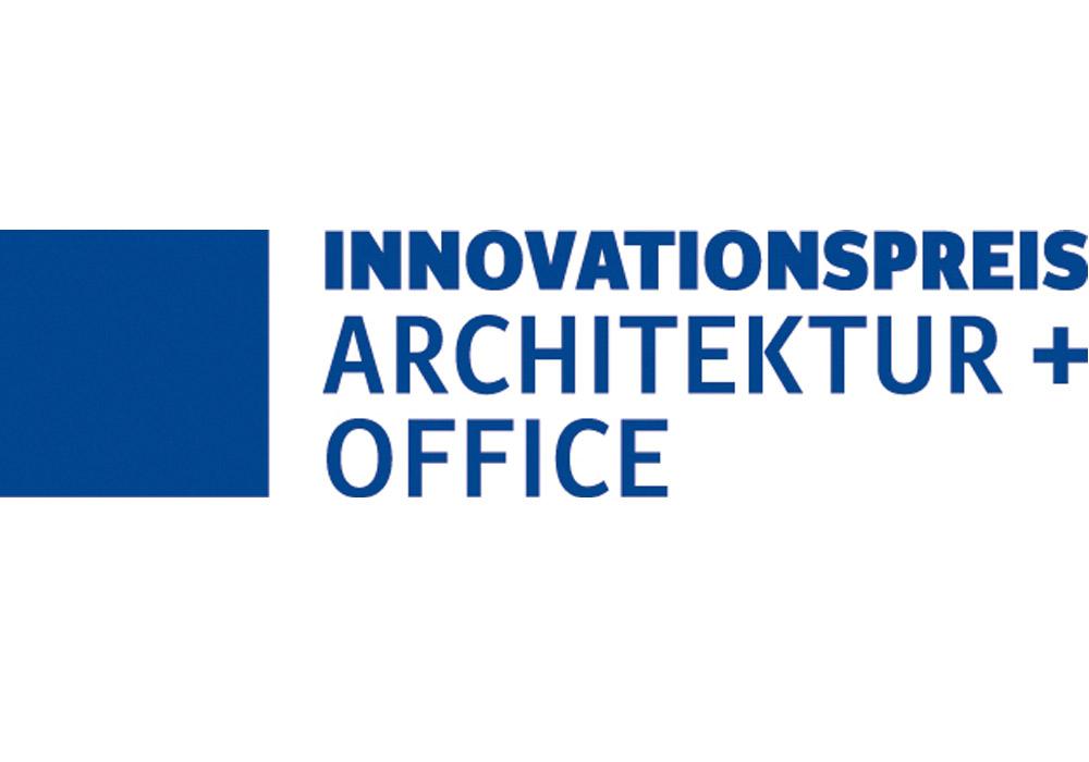 Innovationspreis Architektur+ Office - jetzt anmelden