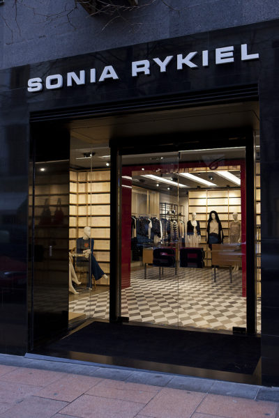 Sonia Rykiel Store in Madrid 01