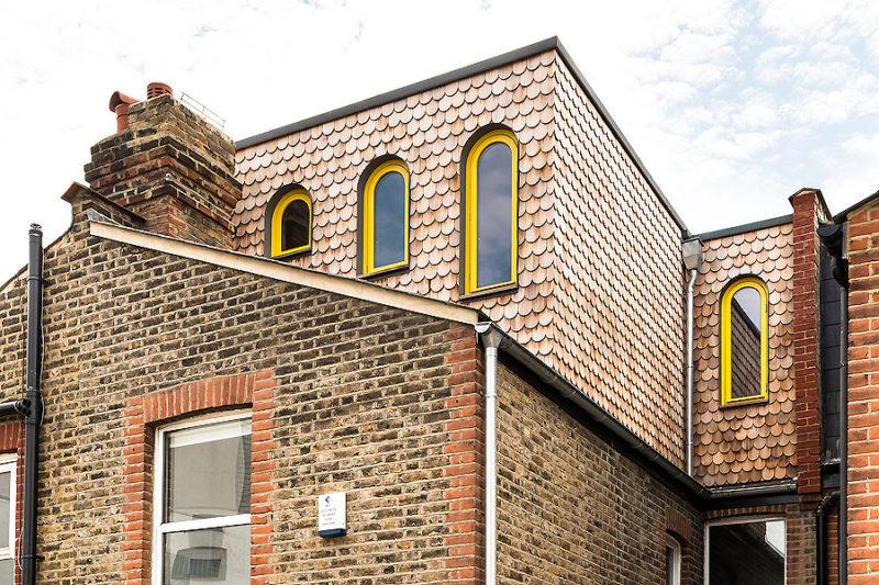 Wohnhaus in London 01