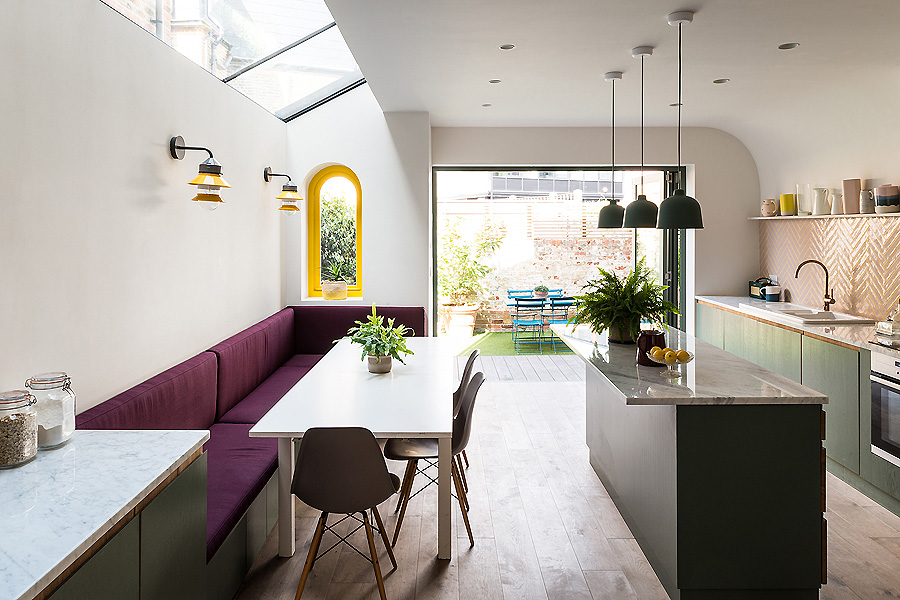 Wohnhaus in London 02