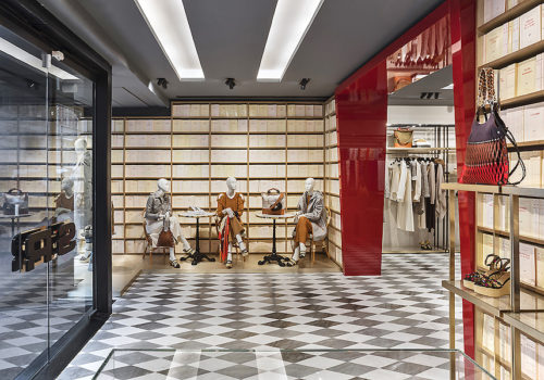 Sonia Rykiel Store in Madrid 02