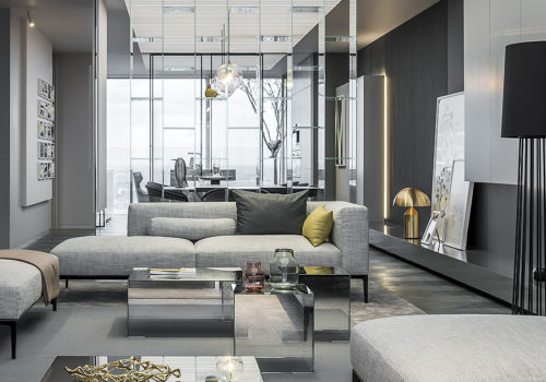 Show Apartments in Shangha 05