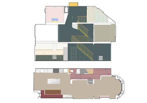 Wohnhaus in London 07