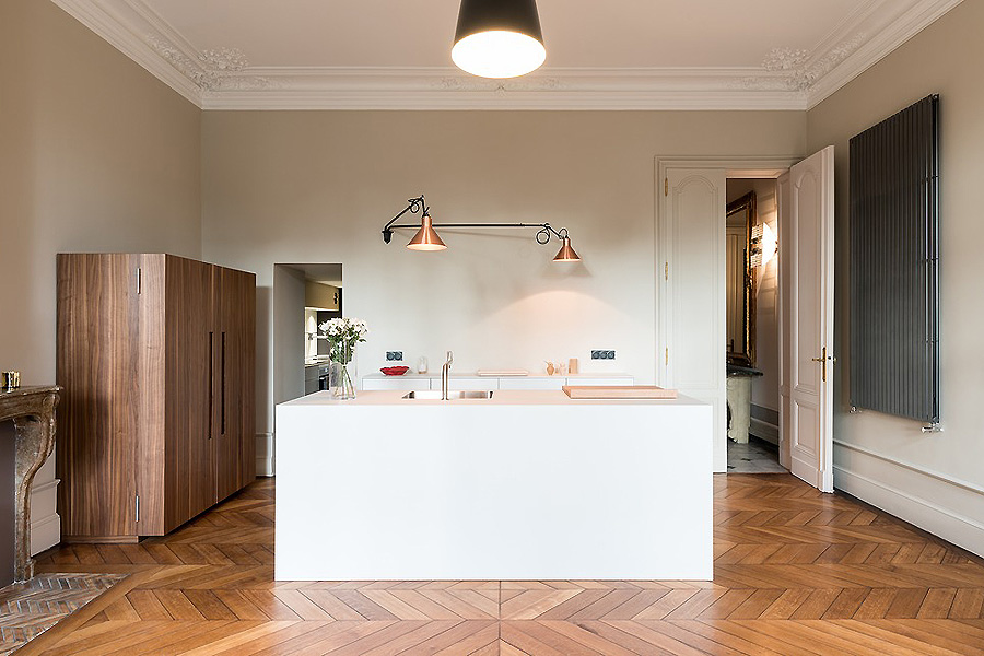 Wohnhaus in Bordeaux 06