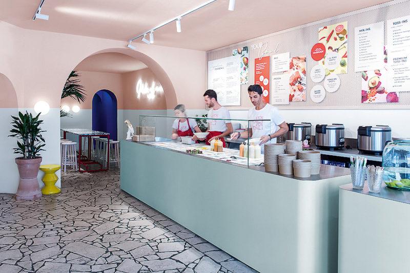 Restaurant in Berlin 01