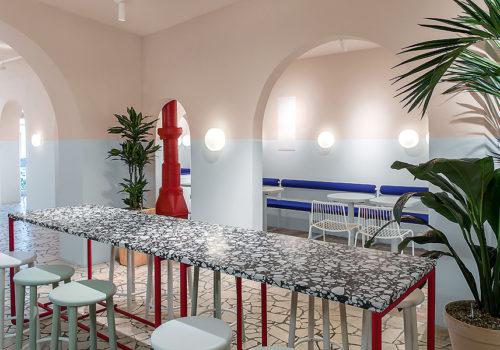 Restaurant in Berlin 03