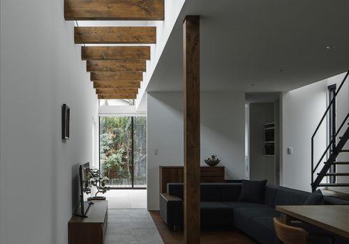 Wohnhaus in Konan 03