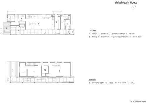 Wohnhaus in Konan 07
