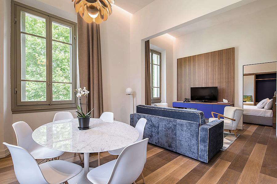 M7 Contemporay Apartments in Florenz 06