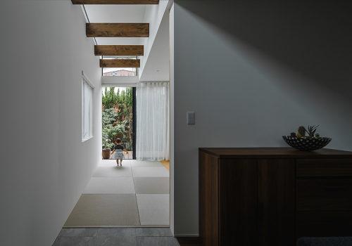 Wohnhaus in Konan 06