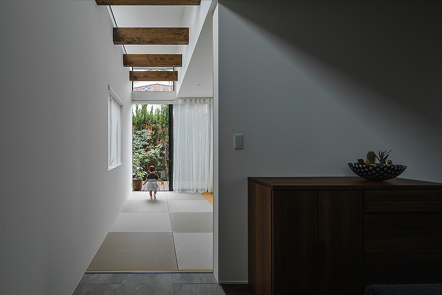 Wohnhaus in Konan von Alts design office