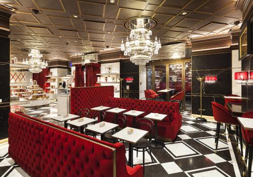Café Sacher Eck in Wien 02