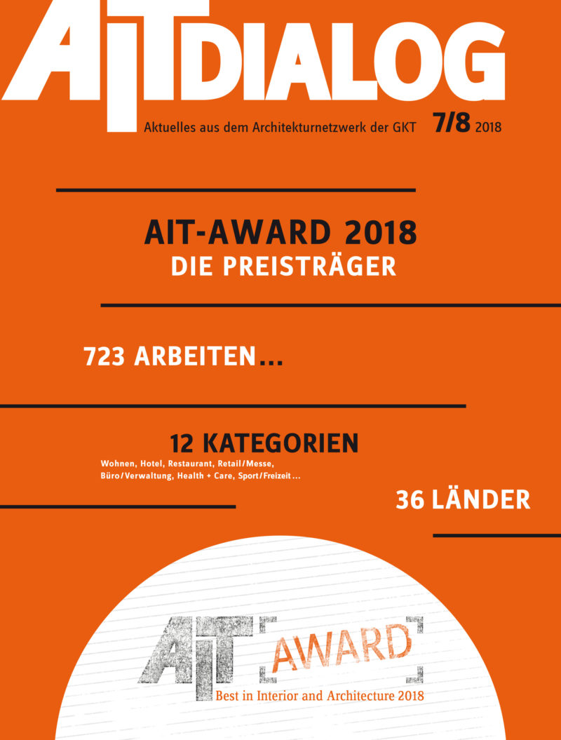 AIT-Dialog Magazin 7-8/2018