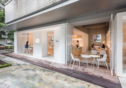 Cafe und Atelier in Guangzhou 01