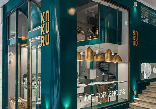 Schmuckladen Kakuru in Athen 01