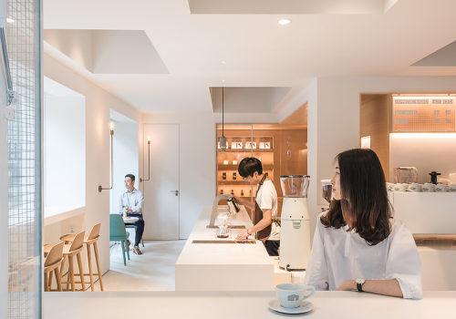 Cafe und Atelier in Guangzhou 02