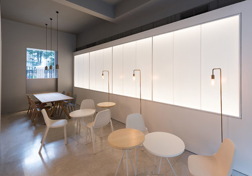 Cafe und Atelier in Guangzhou 03