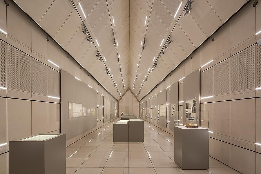 Archiv IMEC in Saint-Germain-la-Blanche-Herbe 03