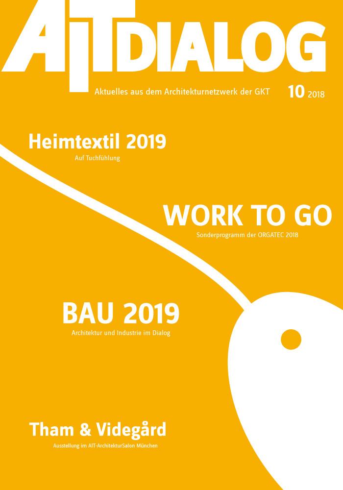 AIT-Dialog Magazin 10/2018