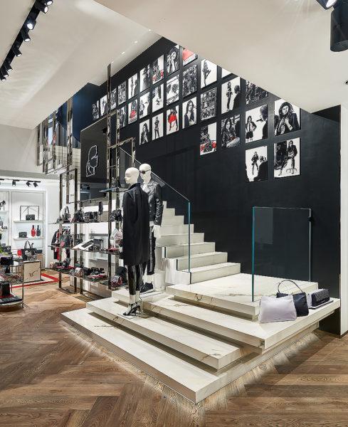 Karl Lagerfeld Store in München 01