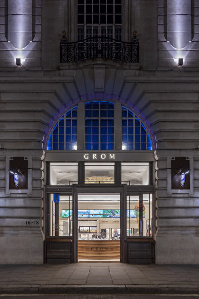 Grom Gelato Flagship in London 01