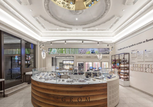 Grom Gelato Flagship in London 02