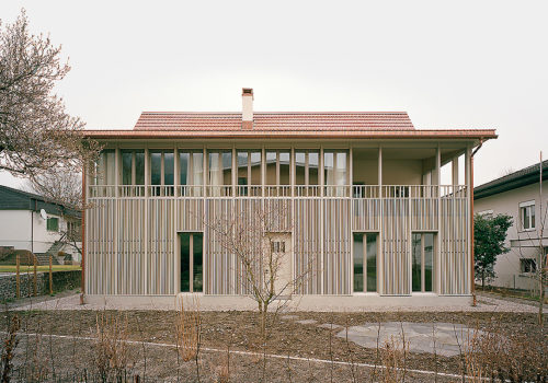 Wohnhaus in Sarnern 02