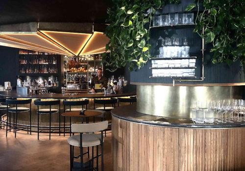 Bar in München von Selektiv Studio 02
