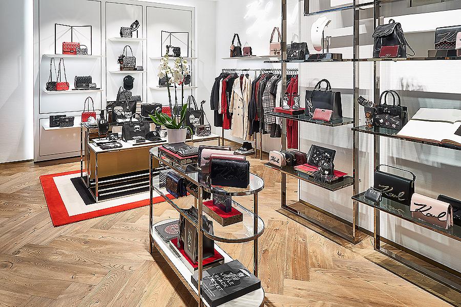 Karl Lagerfeld Store in München 03
