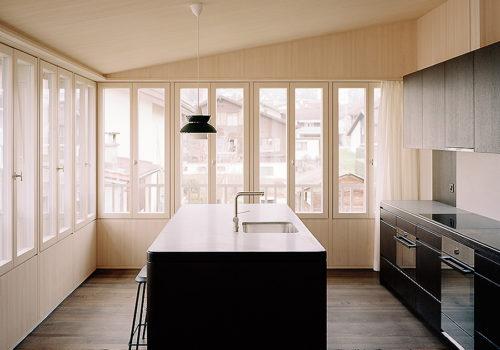 Wohnhaus in Sarnern 03