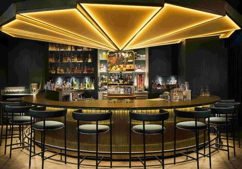 Bar in München von Selektiv Studio 03