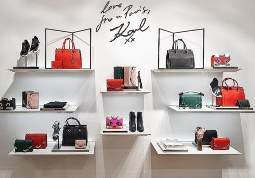 Karl Lagerfeld Store in München 04
