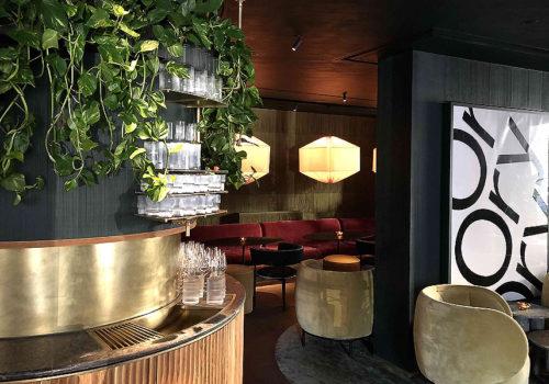 Bar in München von Selektiv Studio 04