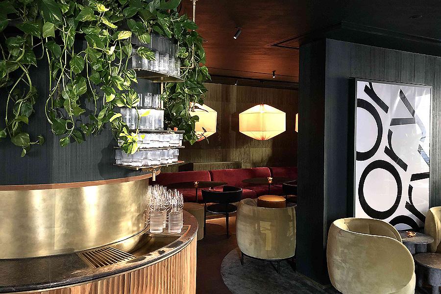 Ory Bar in München von Selektiv Studio