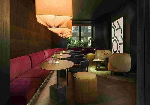 Bar in München von Selektiv Studio 05