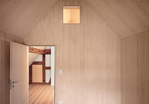 Wohnhaus in Sarnern 05