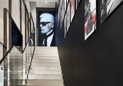 Karl Lagerfeld Store in München 06