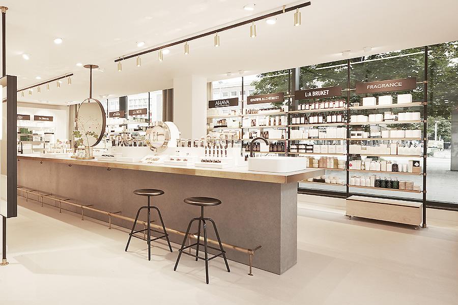 Douglas Pro Store in Hamburg von Schwitzke