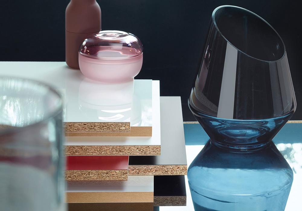 AIT-Materialtest Dekorplatten von Pfleiderer - Ankündigung