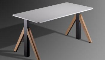 AIT-Produkttest – jetzt bewerben! WINEA FLOW – Steh-Sitz-Arbeitstisch von WINI